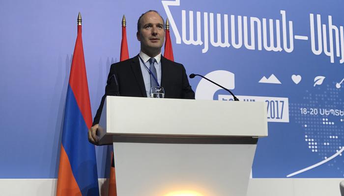 Armenian Identity at the Armenia-Diaspora conference