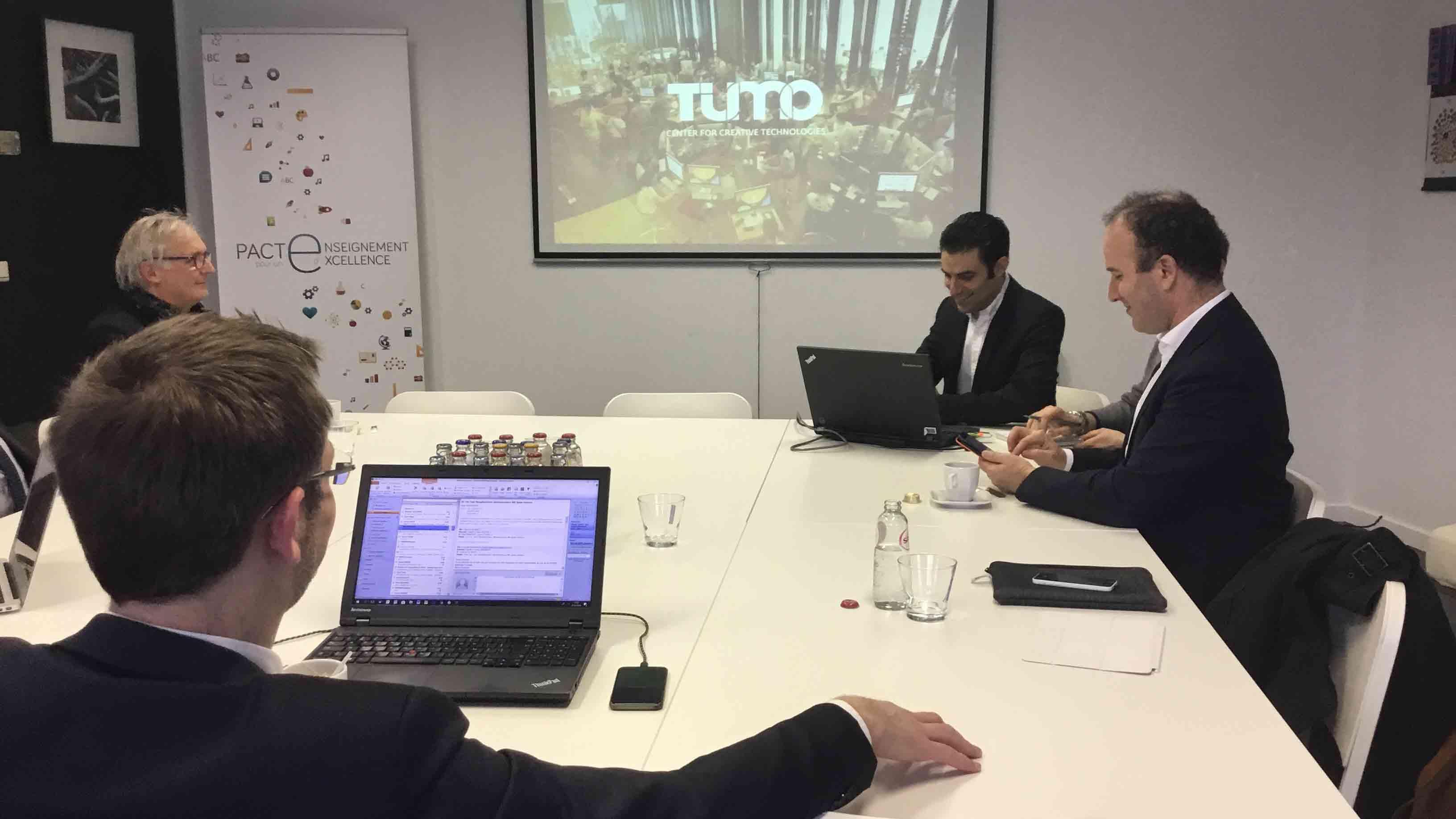 TUMO: la Belgique pourrait-elle s'inspirer de l'innovation arménienne?
