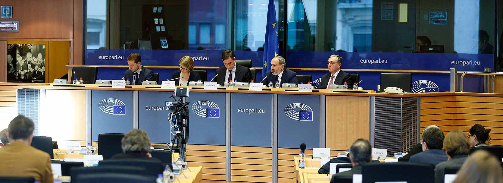 A New Start for the EU and Armenia: Nikol Pashinyan's March 2019 visit to the EU