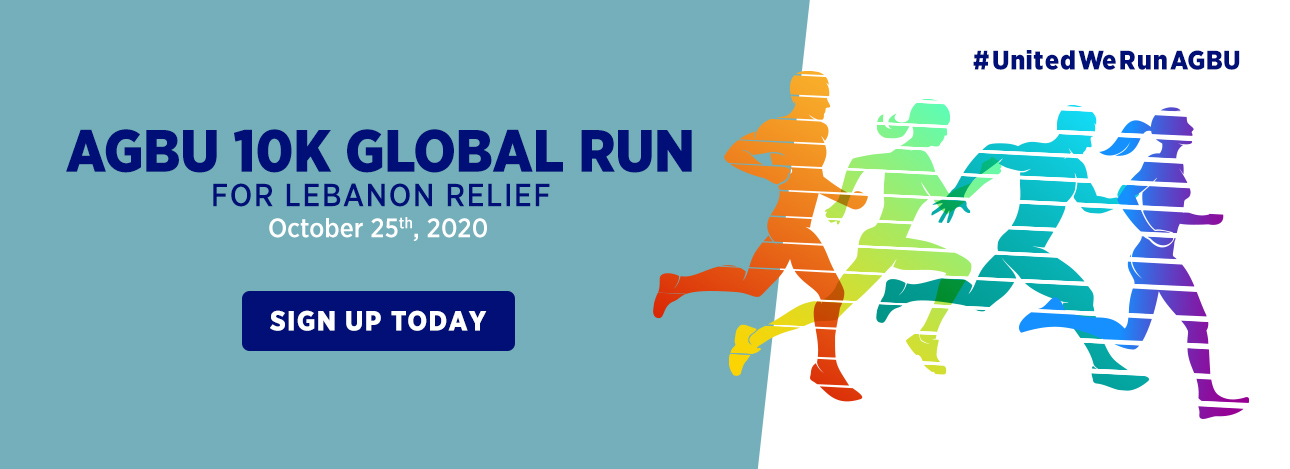 AGBU 10 K Run for Lebanon Relief