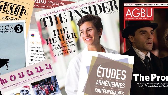 AGBU Magazine