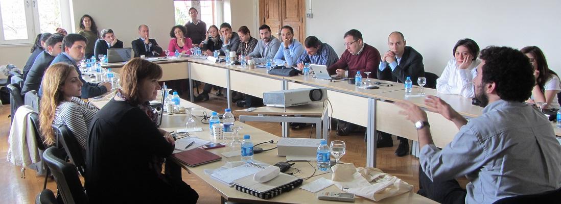 AGBU GORIZ Holds 5th Annual Leadership Seminar in Istanbul