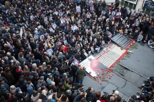 Armenian Genocide centennial commemoration