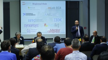 European Road Show Promotes Armenia's ICT sector with AGBU support