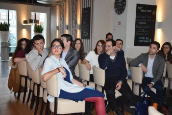 AGBU YP Amsterdam Career Event: Developing Professional Skills