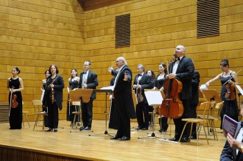 AGBU Sofia Chamber Orchestra Concert in Bucharest