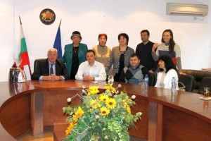 AGBU YP-Plovdiv Members Met With The Governor of Plovdiv