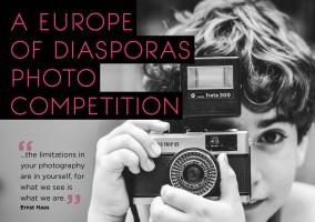International Photo Competition To Reward Best Photos On The Diasporas of Europe