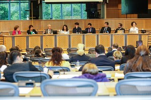 A Conference in the European Parliament Launches a Network of Armenian, Jewish, Roma and Assyrian Diasporas