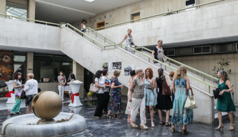 """Photo exhibition """"A Europe of Diasporas"""" hosted by the Governor of Plovdiv"""