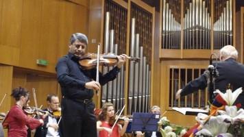 AGBU Sofia Chamber Orchestra – Bulgaria – September 24, 2016