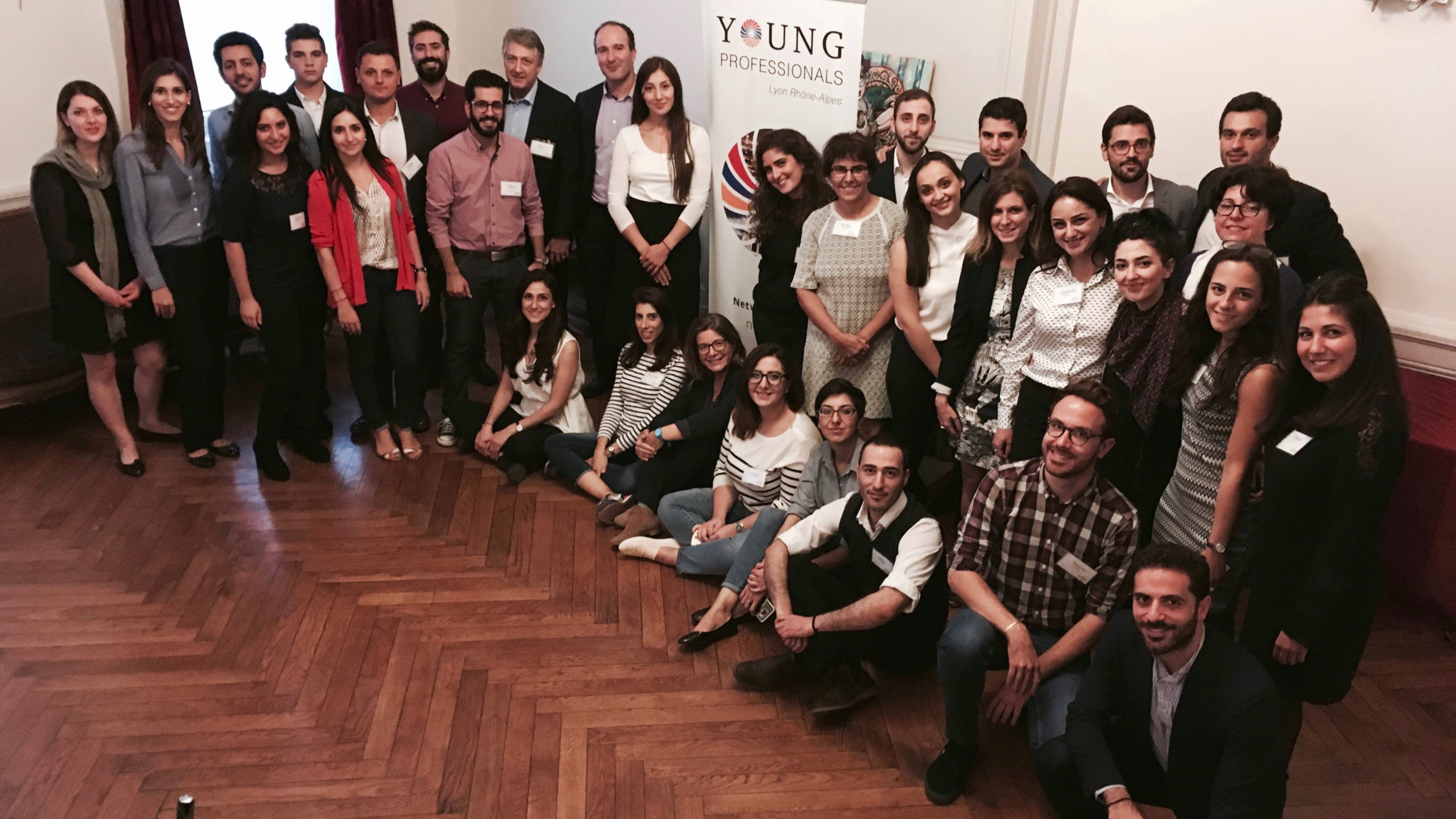 European Young Professionals Summit – Lyon, France – Setp. 30 to Oct. 1, 2016