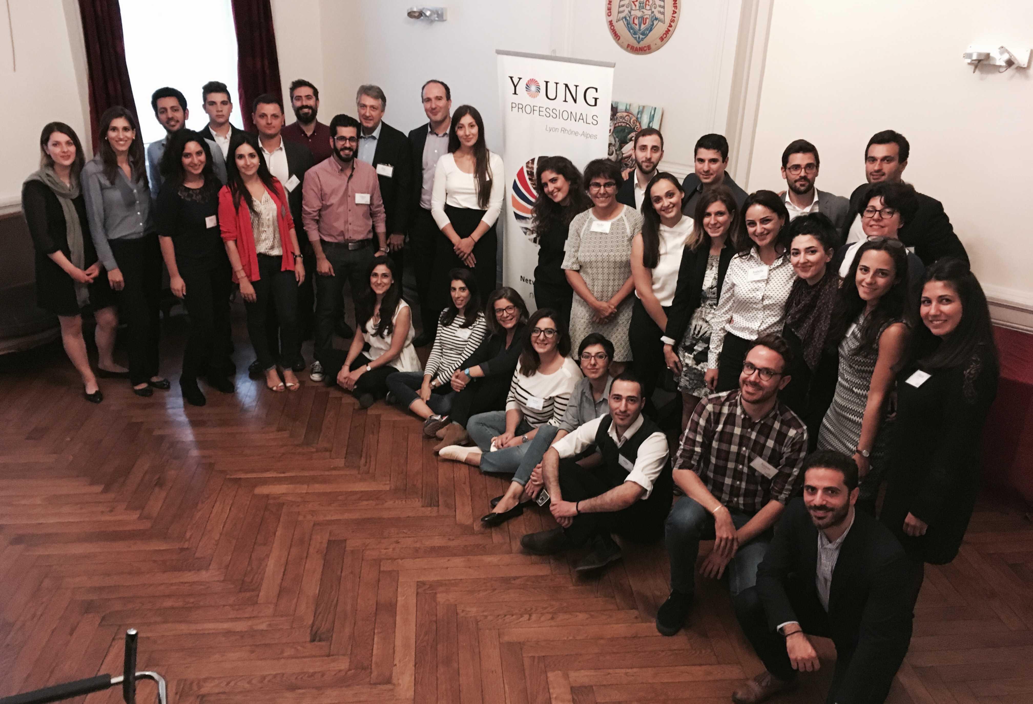 YP Summit – Lyon – October 1, 2016