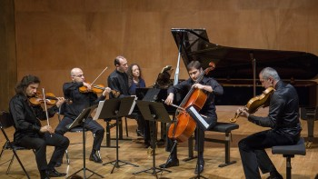 AGBU France Performing Arts Department Holds Concert at Renowned Salle Cortot in Paris, France – October 15, 2016