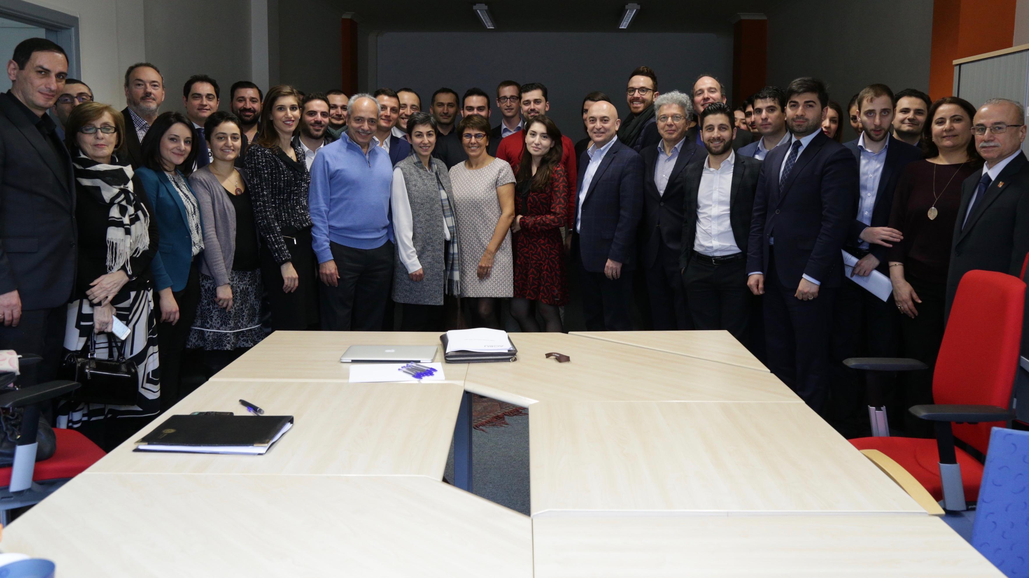 AGBU Europe Summit – Brussels, Belgium – January 28-29, 2017