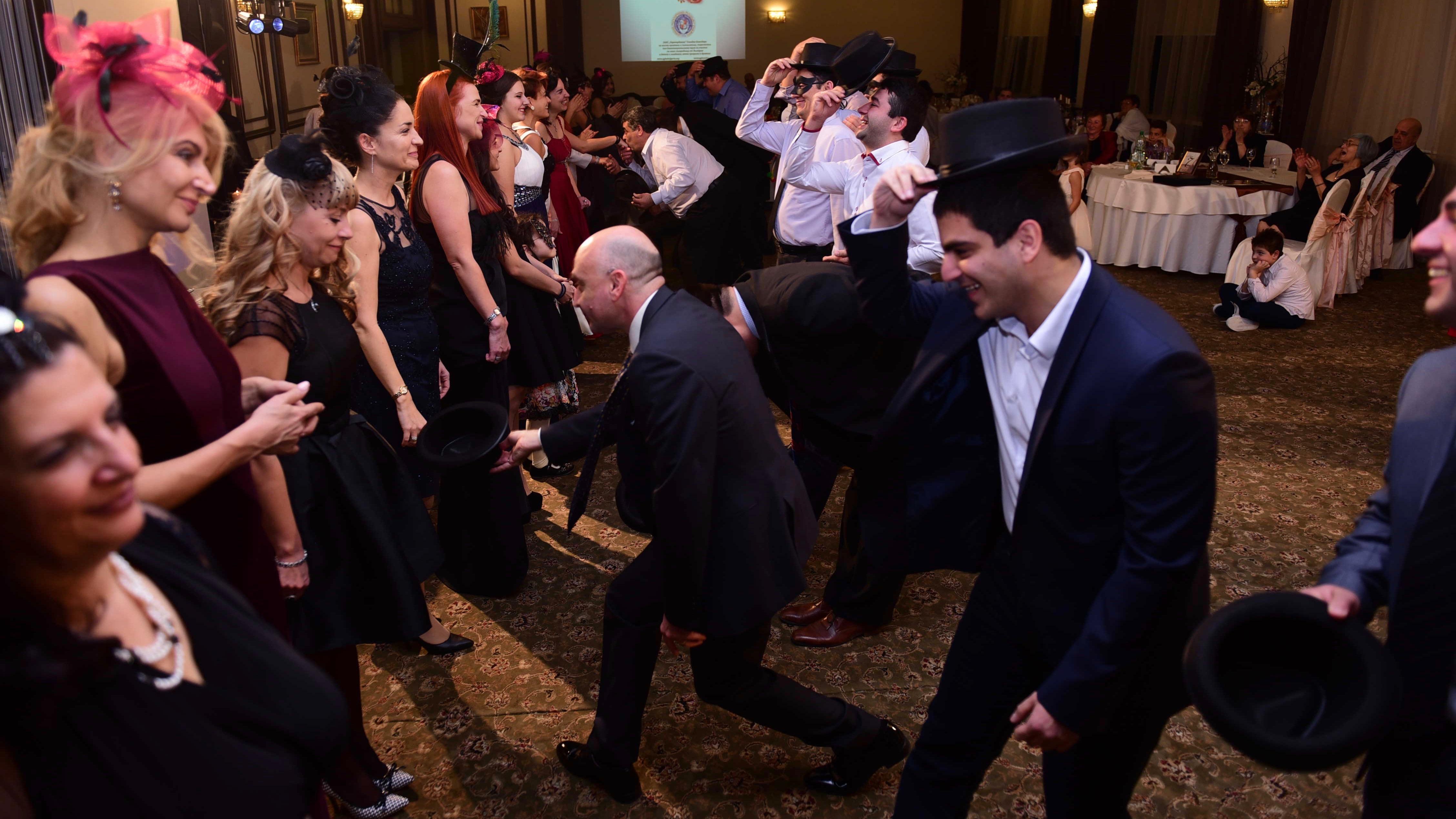Charity Gala Dinner Dance – Plovdiv, Bulgaria – November 26, 2016