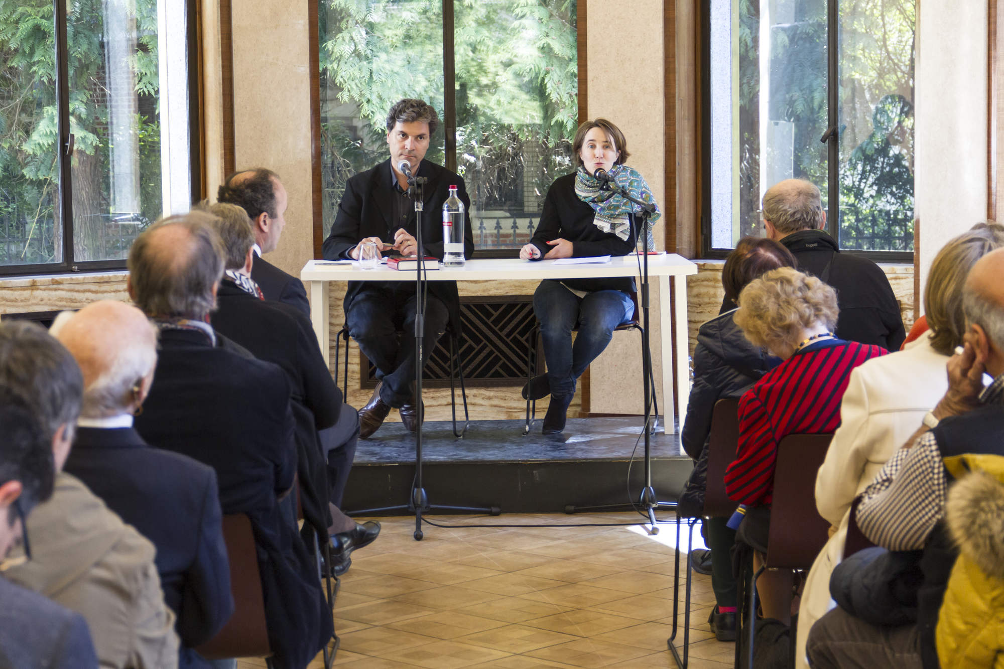 Teaching of the Armenian Genocide: seminar for Belgian teachers & conference