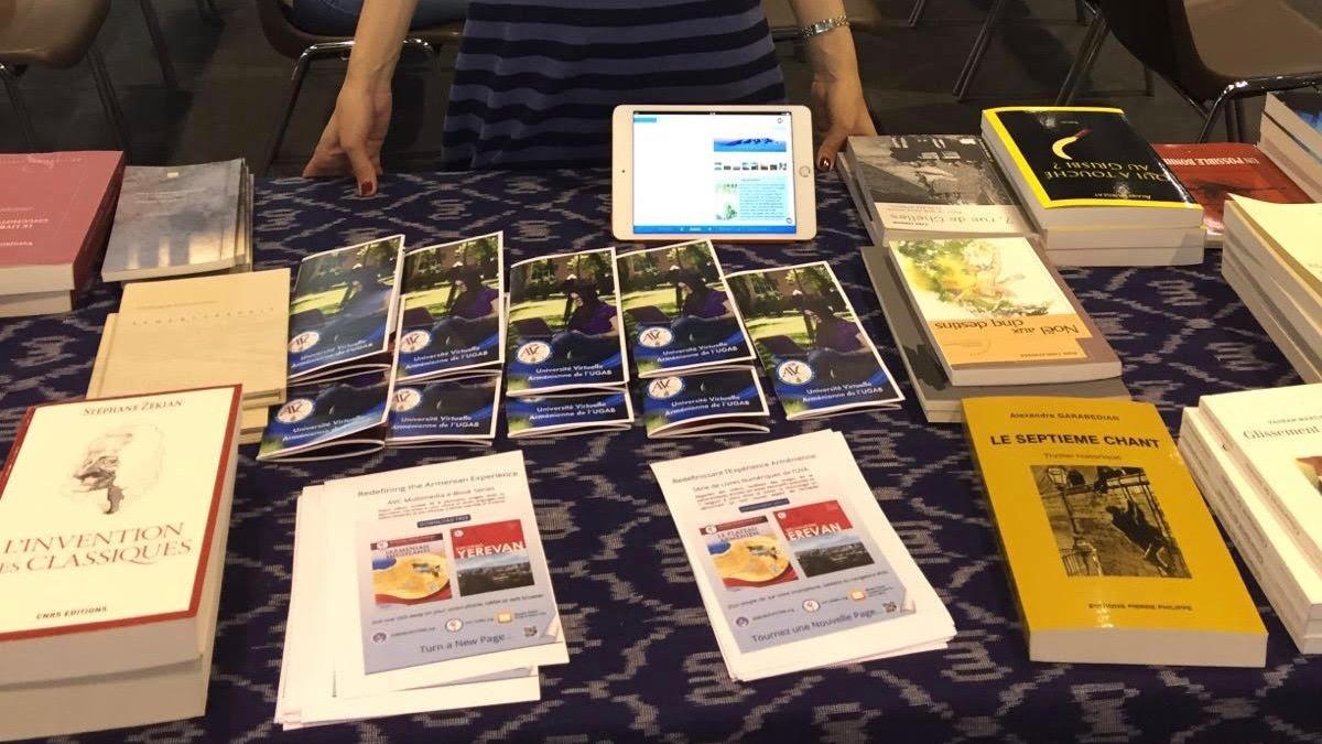 AVC Presents Multimedia eBooks at the Geneva International Book and Press Fair
