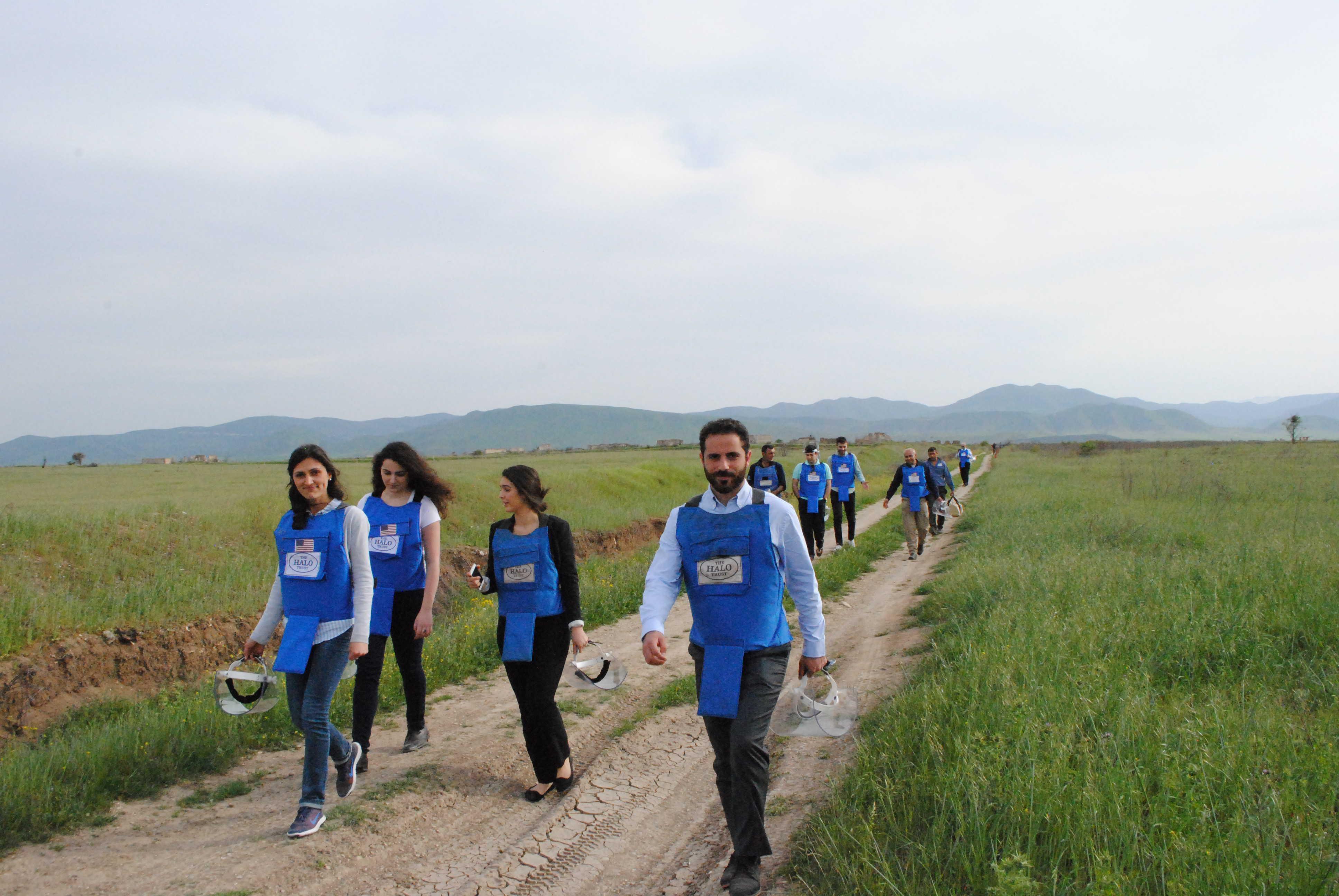 Artsakh Seminar for EU Aid to Karabakh