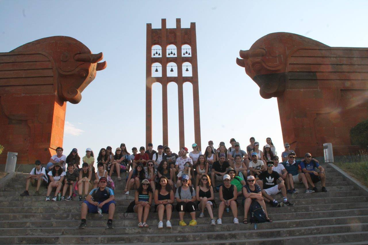 AGBU Discover Armenia Youth Programme