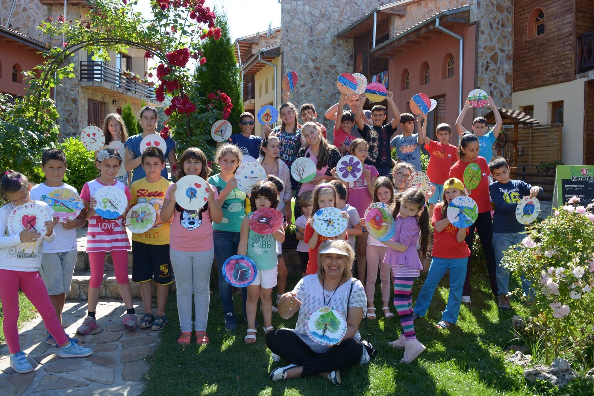 HayLer 2017 – AGBU Plovdiv Summer camp