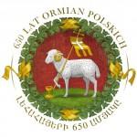 Polish Armenians 650 Logo