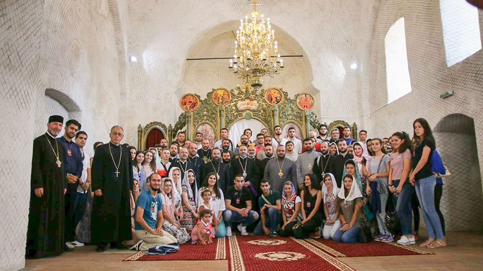 AGBU YP Bulgaria took part in the Armenian Church Youth European Conference in Romania