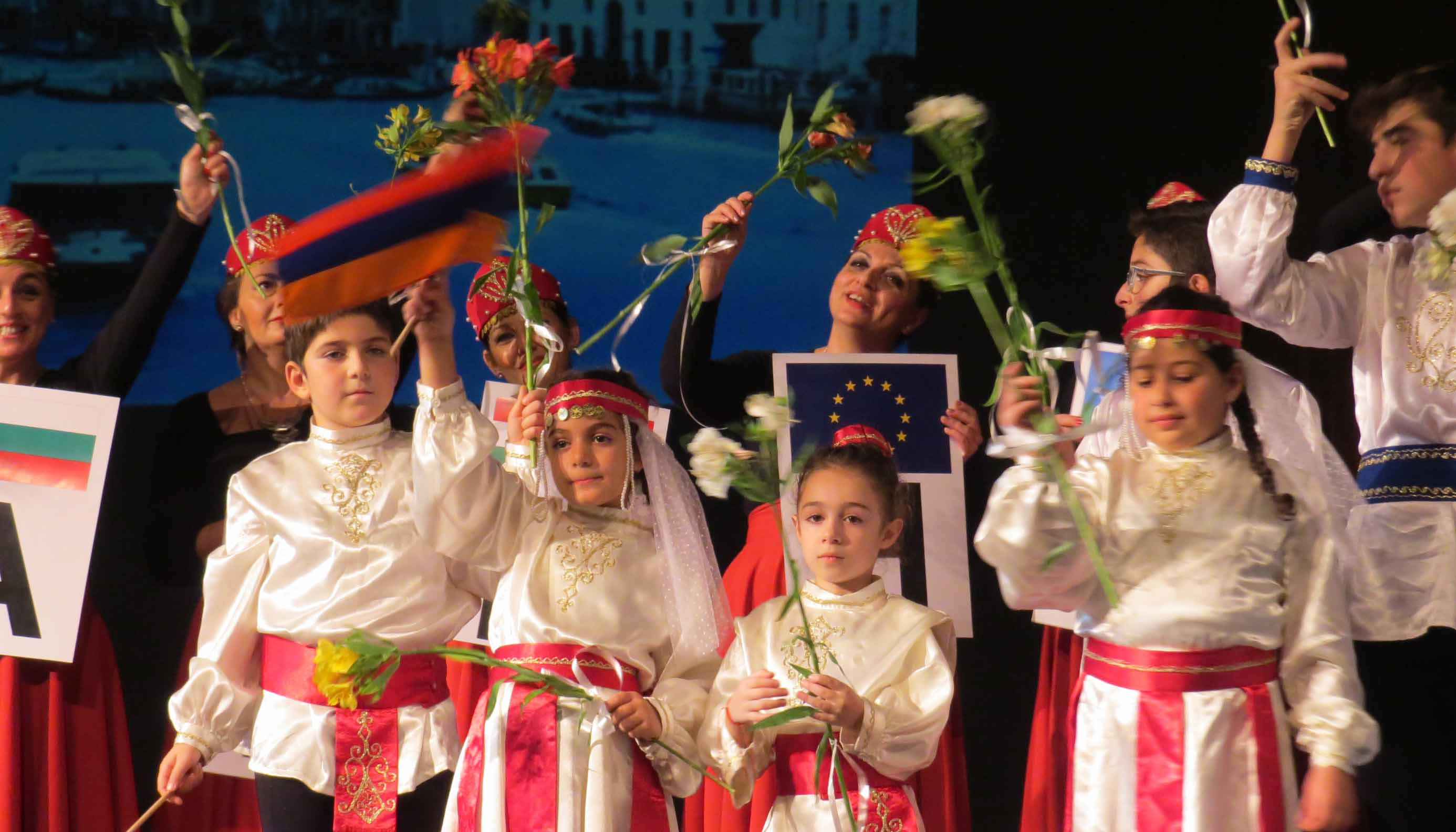 AGBU Plovdiv at the Festival of ethnicities – Stara Zagora, Bulgaria