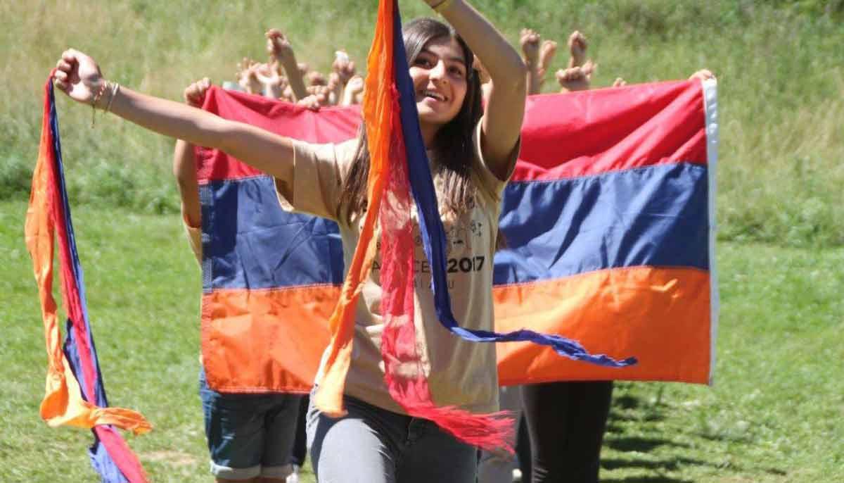 AGBU 2018 Youth Programmes in France & Armenia