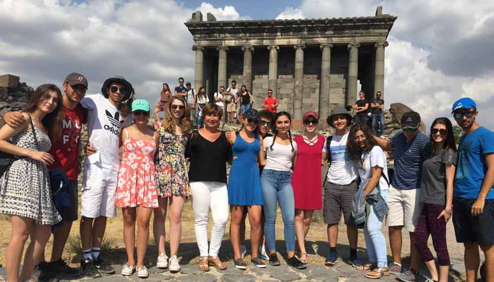Accepting applications for AGBU 2018 Discover Armenia Program