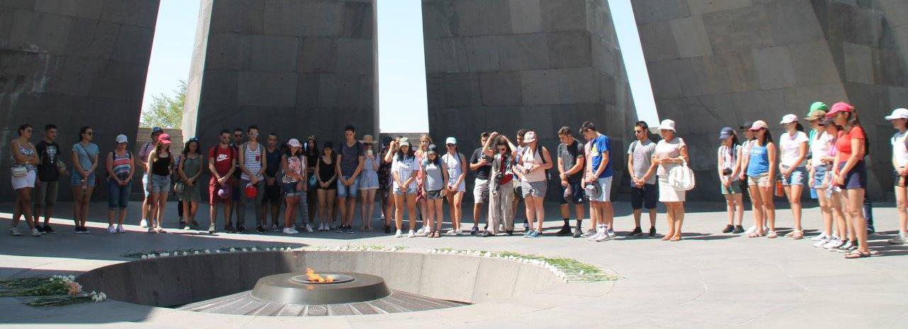 AGBU 2018 Discover Armenia Program