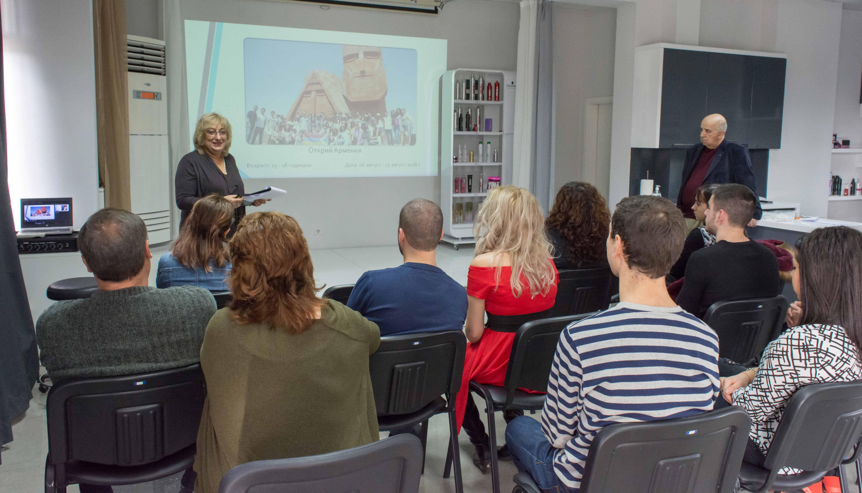 AGBU Plovdiv awards the Bulgarian recipients of AGBU Scholarships