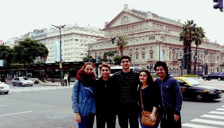 AGBU Summer Internship Program – Buenos Aires, Argentina