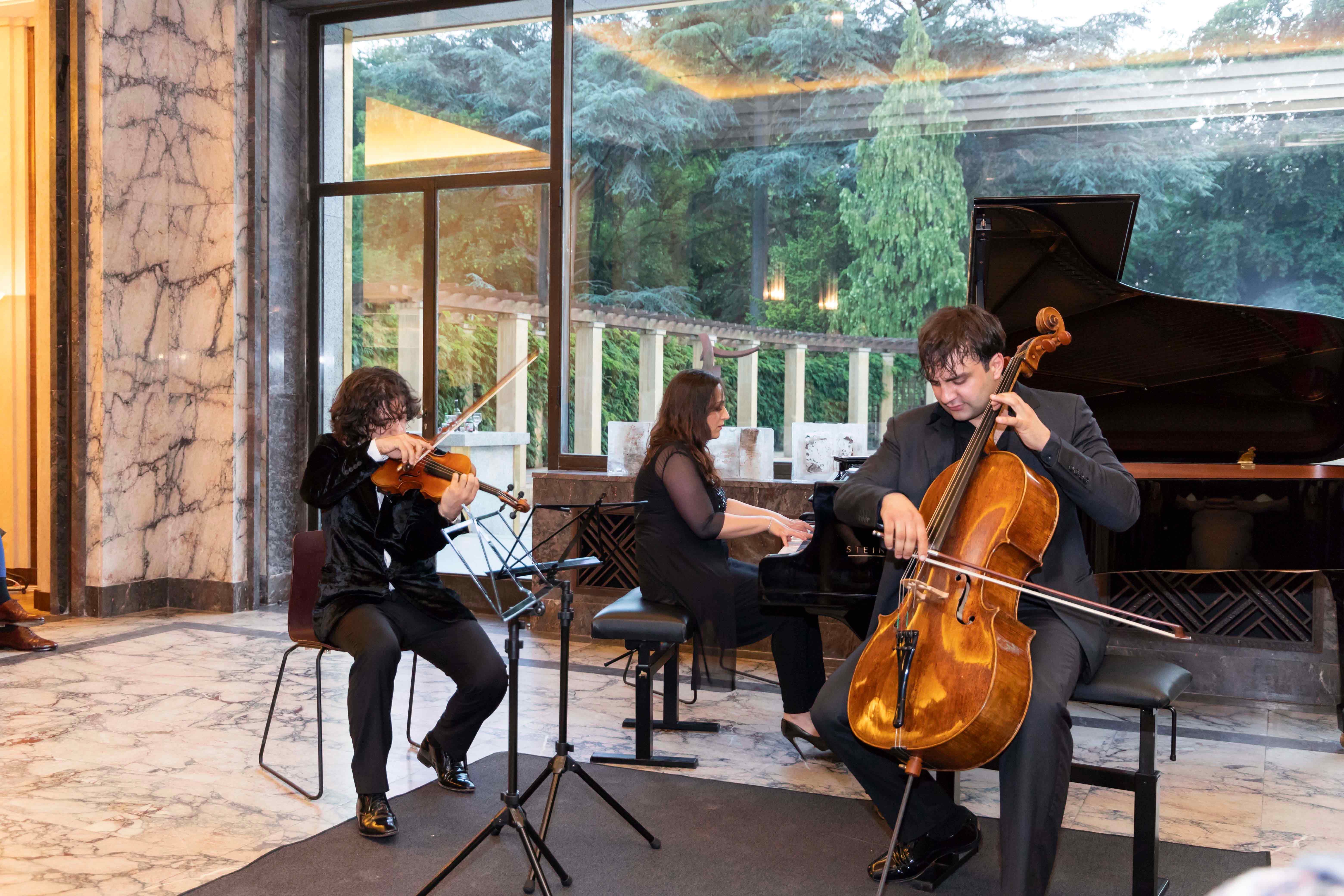 AGBU Musical Weekend at the Villa Empain – Boghossian Foundation in Brussels