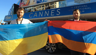The Union of Armenians of Ukraine presents a video for social media at the Cannes Film Festival