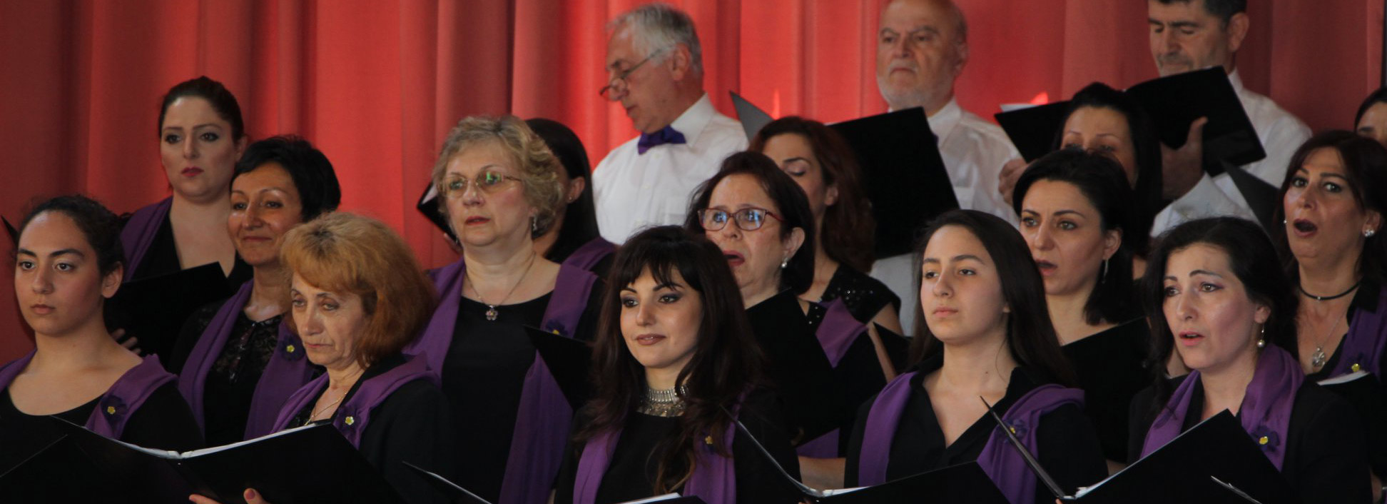 AGBU Armenian Choir ANI dedicates its concert in Vienna to the centennial of the 1st Armenian Republic