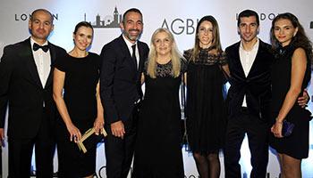 Henrikh Mkhitaryan Honored at AGBU London Gala to Benefit TUMOxAGBU Centers