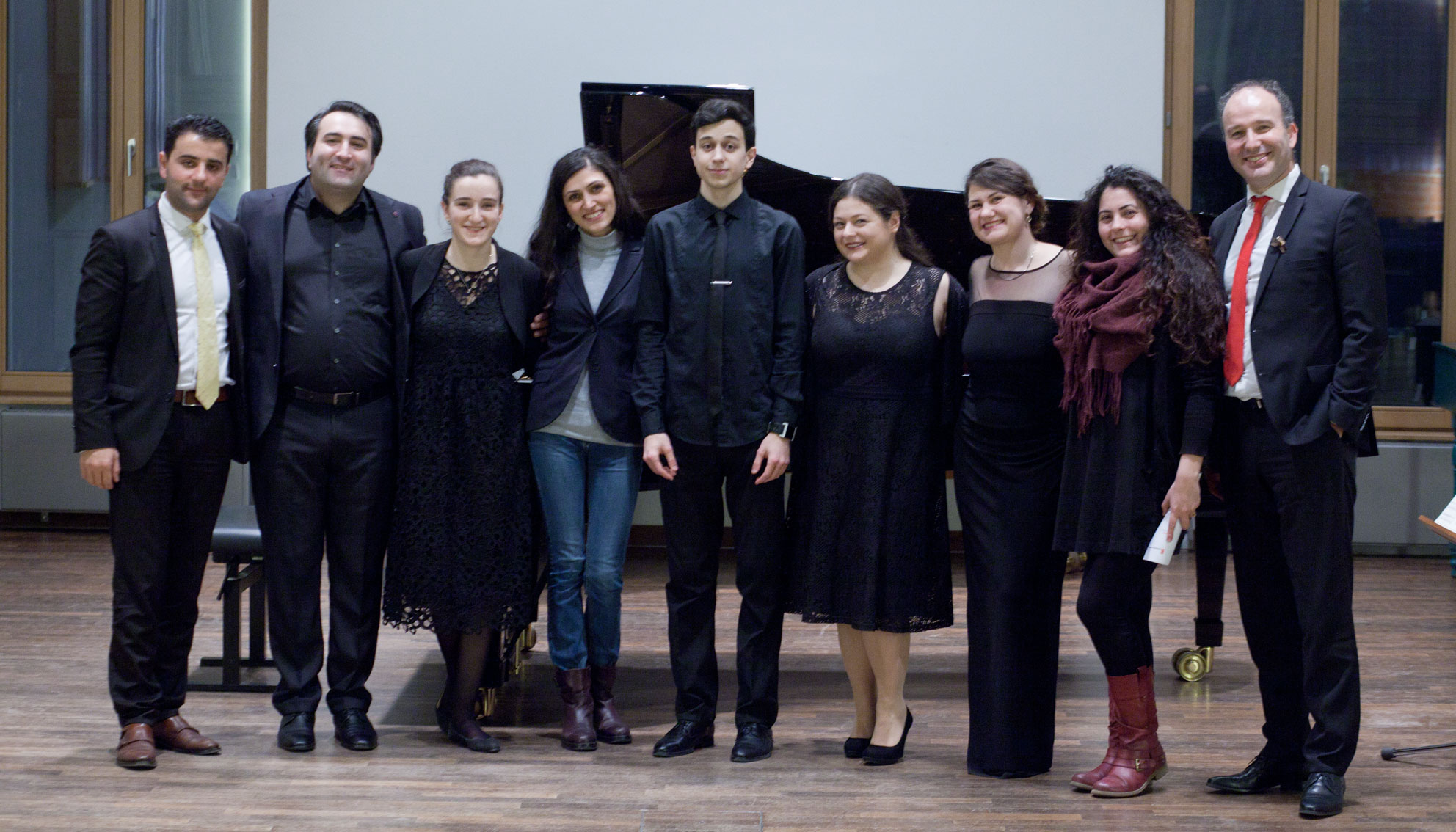 AGBU-HAIK celebrates 10 Years of Partnership with Concert in Rostock