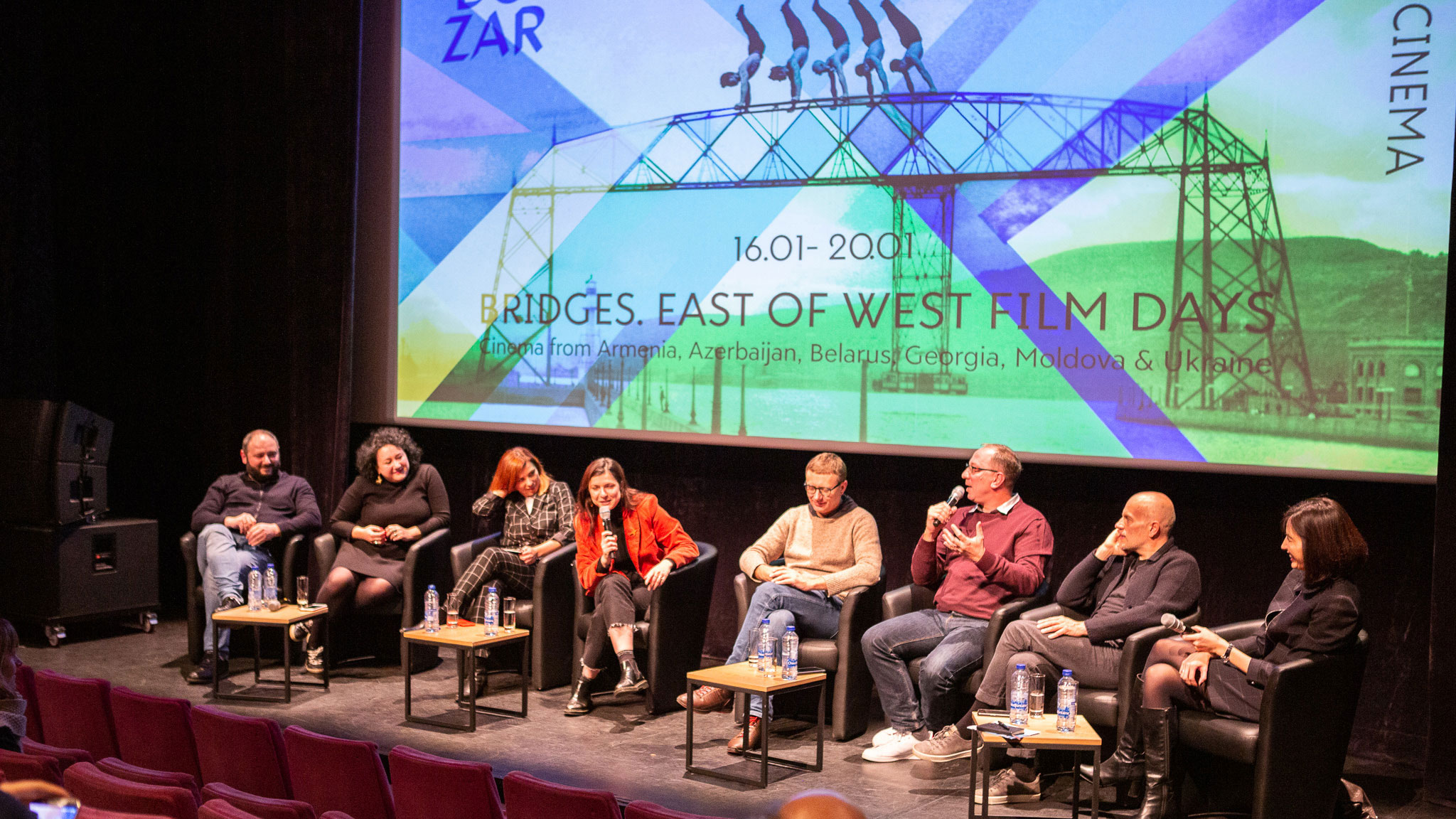 AGBU Europe contributes to Film Days featuring countries of Eastern Partnership at Bozar – Center for Fine Arts in Brussels