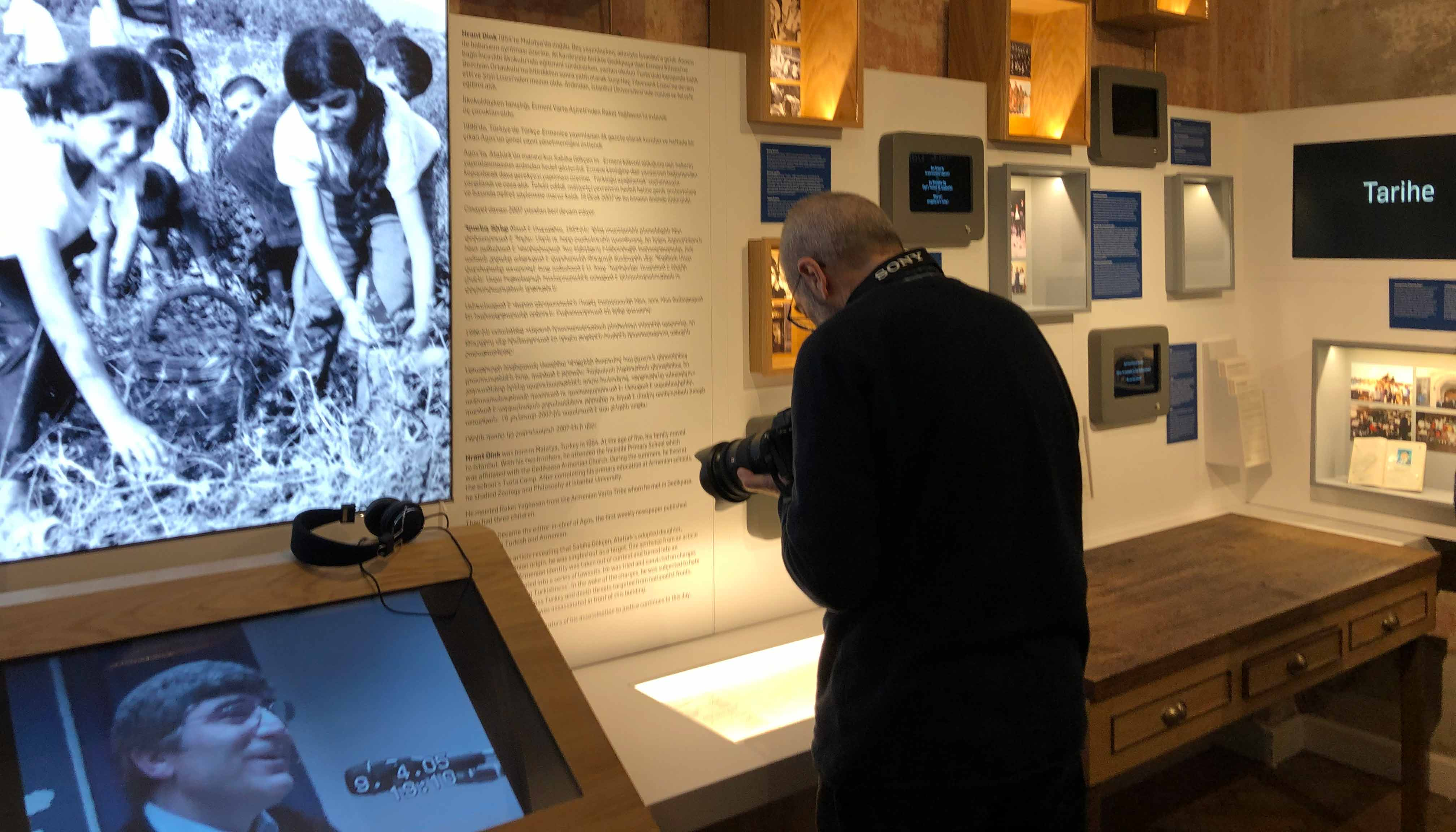 A New Memory Site for Hrant Dink in Istanbul