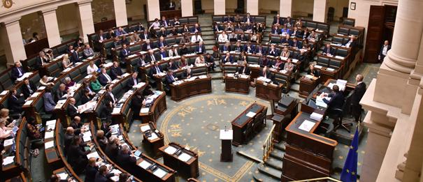 Federal Parliament of Belgium