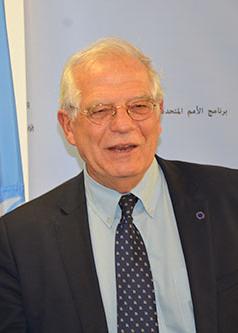 Joseph Borrell © UNDP_Carolina Gasiorowski