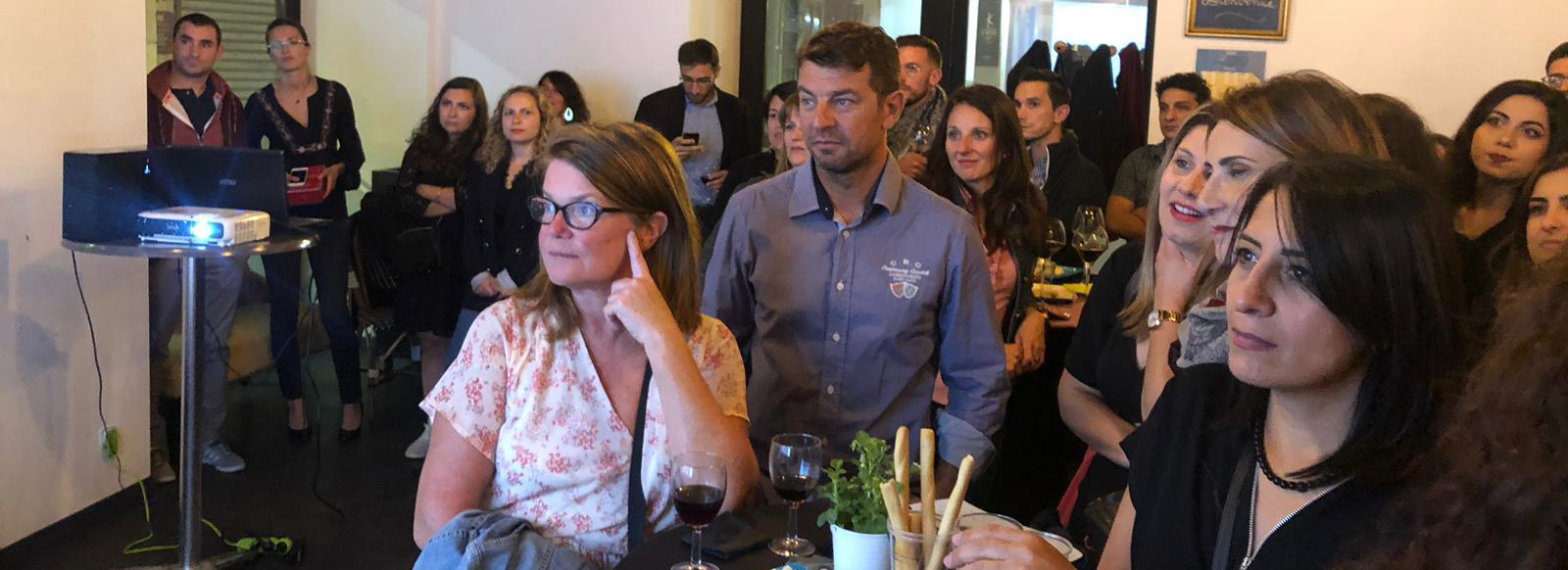 A New Start for AGBU Young Professionals in Valence, France