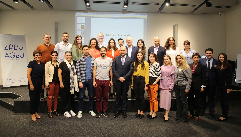 AGBU Goriz Leadership Programme 2019