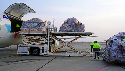 UN World Food Program Facilitates AGBU Shipment of Covid-19 Supplies and Relief Items to Armenia